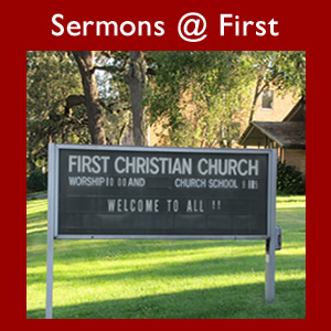 Sermons @ First » Podcast Feed